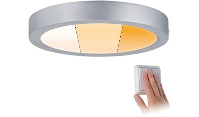 Paulmann,LED Deckenleuchte»Carpo LED Panel Warmdimmfunktion 300 mm Chrom matt 16W Metall«, kaufen