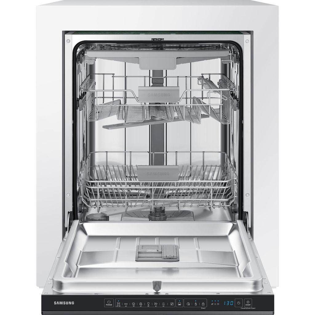 Samsung teilintegrierbarer Geschirrspüler »DW60R7050SG/EG«, DW7500, DW60R7050SG, 14 Maßgedecke