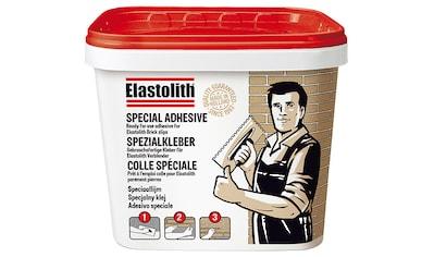 ELASTOLITH Klebstoff, Spezialkleber für Verblender, 5 kg, sandgrau kaufen