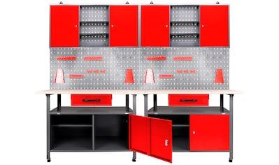 ONDIS24 Werkstatt-Set »Klaus mit LED«, 240 cm kaufen