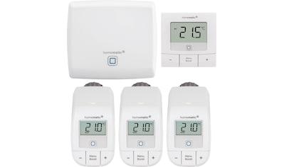 Homematic IP »Heizen Basic L (5 - tlg)« Smart - Home Starter - Set kaufen