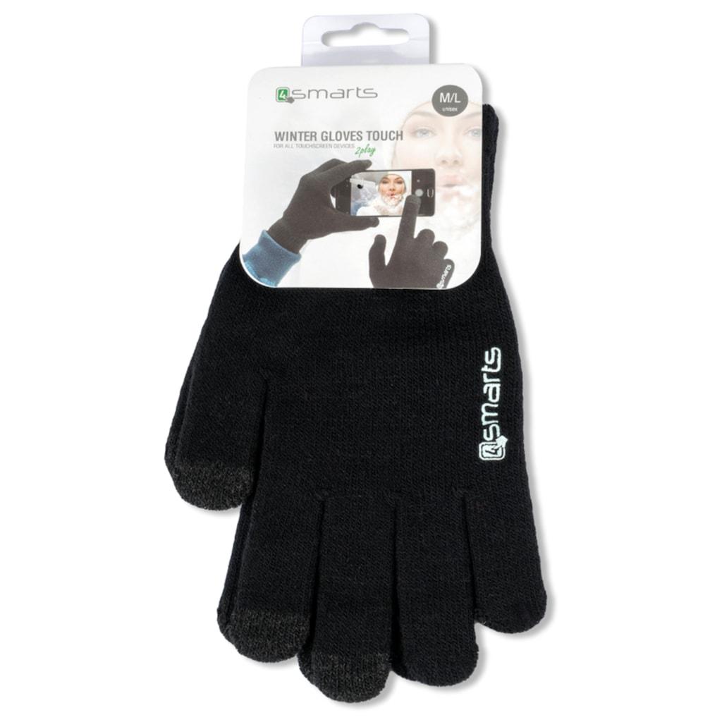 4smarts Handschuh für Touchdisplays