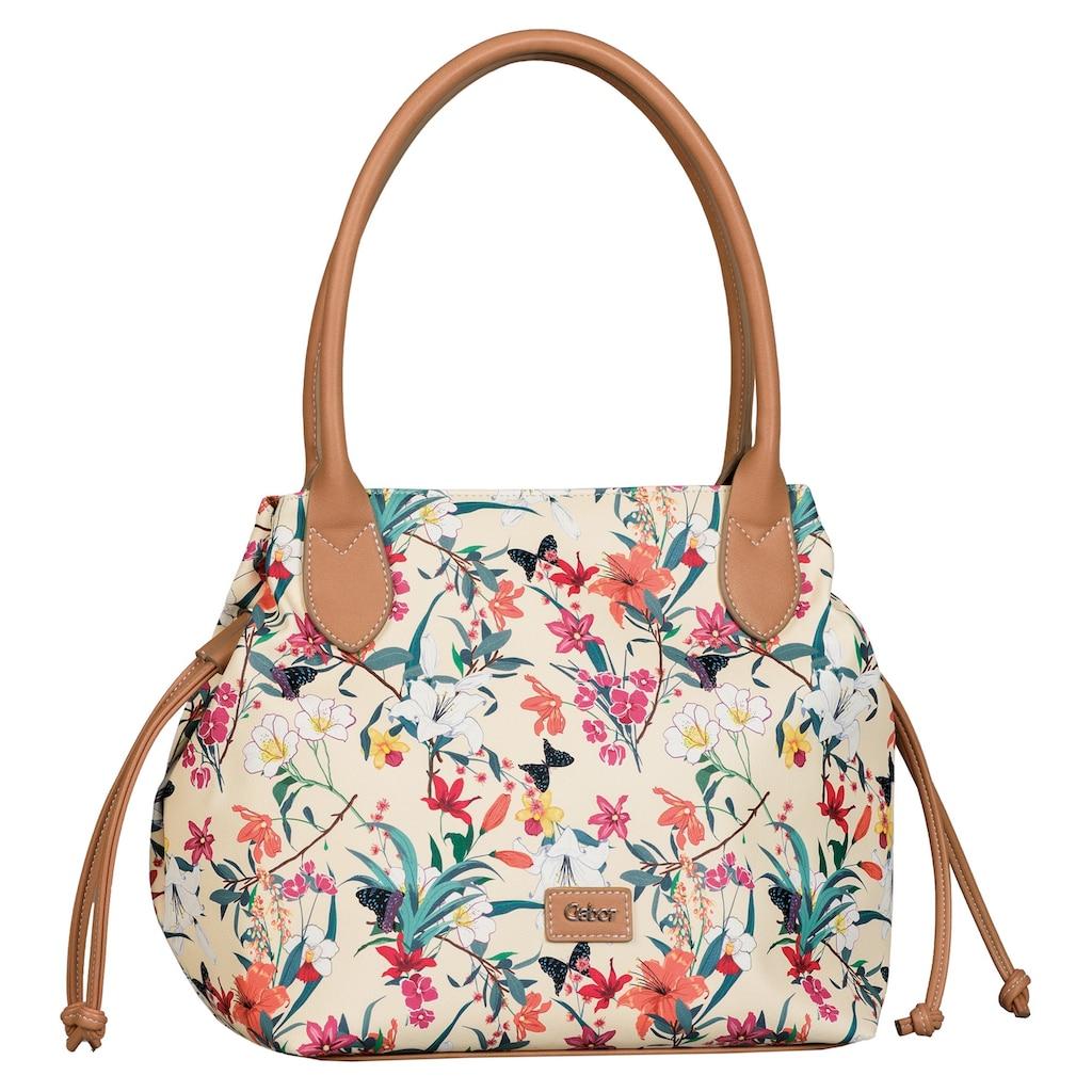 Gabor Schultertasche »Granada Fleur«, mit floralem Muster