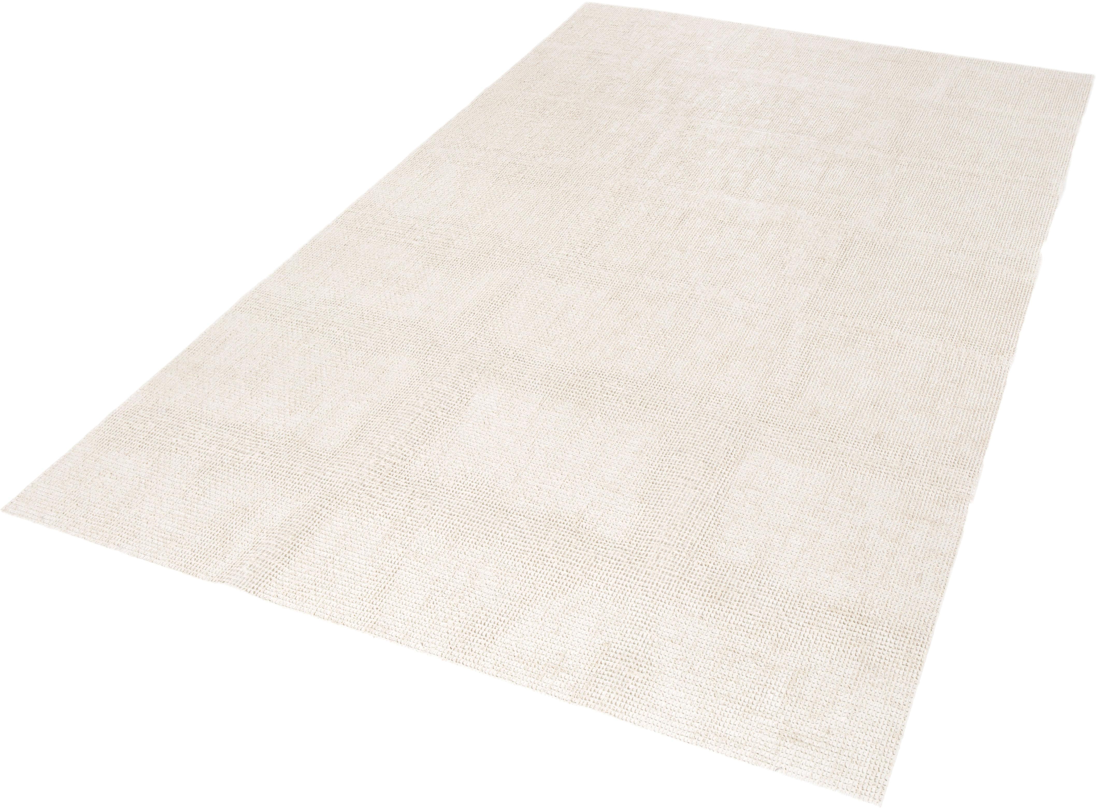 LUXOR living Antirutsch Teppichunterlage Nature, Rutschunterlage beige Teppichunterlagen Teppiche