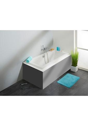 OTTOFOND Badewanne »Cubic«, mit Wannenträger und Ablaufgarnitur kaufen
