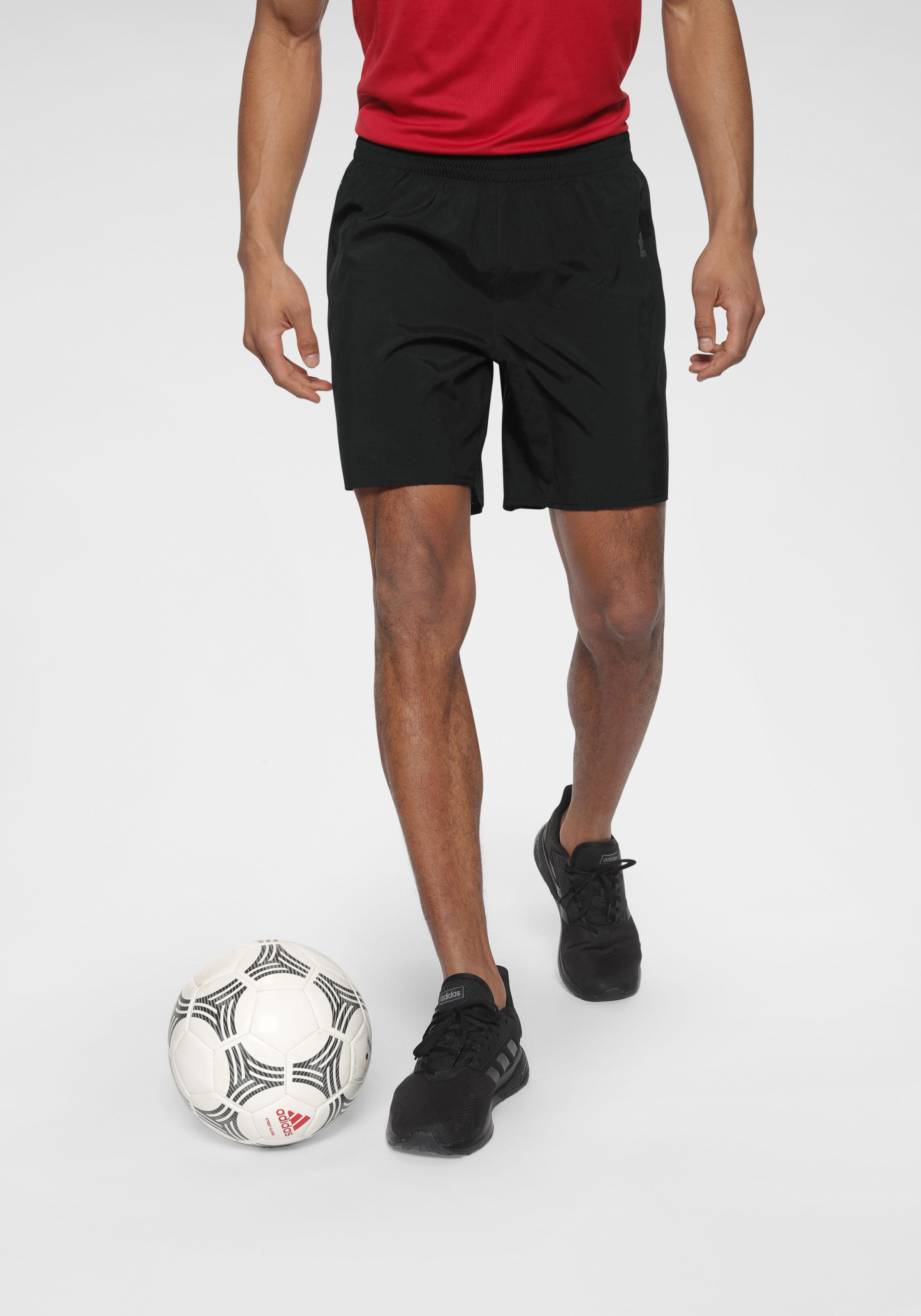 adidas Performance Laufshorts schwarz Herren Laufhosen Sporthosen Hosen