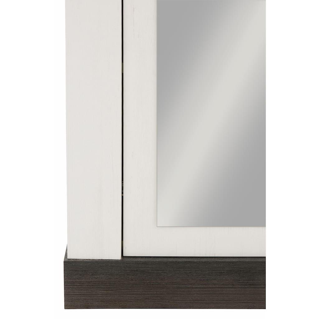 Home affaire Garderobenschrank »Siena«, mit Spiegel