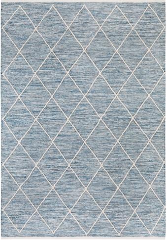 LUXOR living Teppich »Pantin«, rechteckig, 8 mm Höhe, Flachgewebe, reine Baumwolle,... kaufen