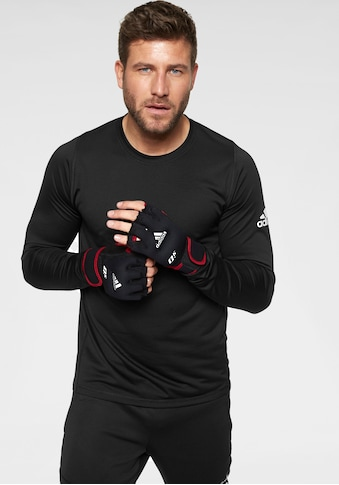 adidas Performance Langarmshirt »FREELIFT SPORT SOLID BADGE OF SPORT LONGSLEEVE« kaufen