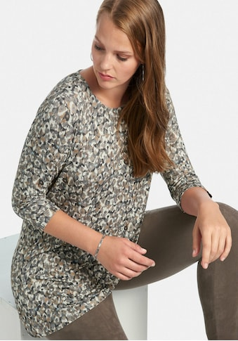 Anna Aura 3/4-Arm-Shirt »Longshirt mit 3/4-Arm«, in A-Linie kaufen