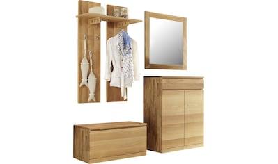 Premium collection by Home affaire Garderoben-Set »Riva«, (Set, 4 St.) kaufen