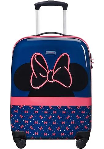 """Samsonite Trolley """"Disney Ultimate 2.0, Gr. 55 cm, Minnie Neon"""", 4 Rollen kaufen"""