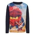 """LEGO® Wear Langarmshirt »CM-51116«, """"mit dem roten Ninja Kai"""""""