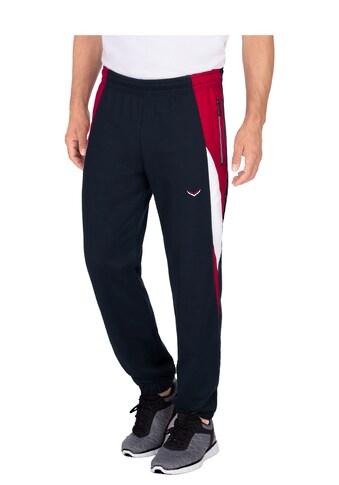 Trigema Jogginghose, mit kontrastfarbigen Einsätzen kaufen