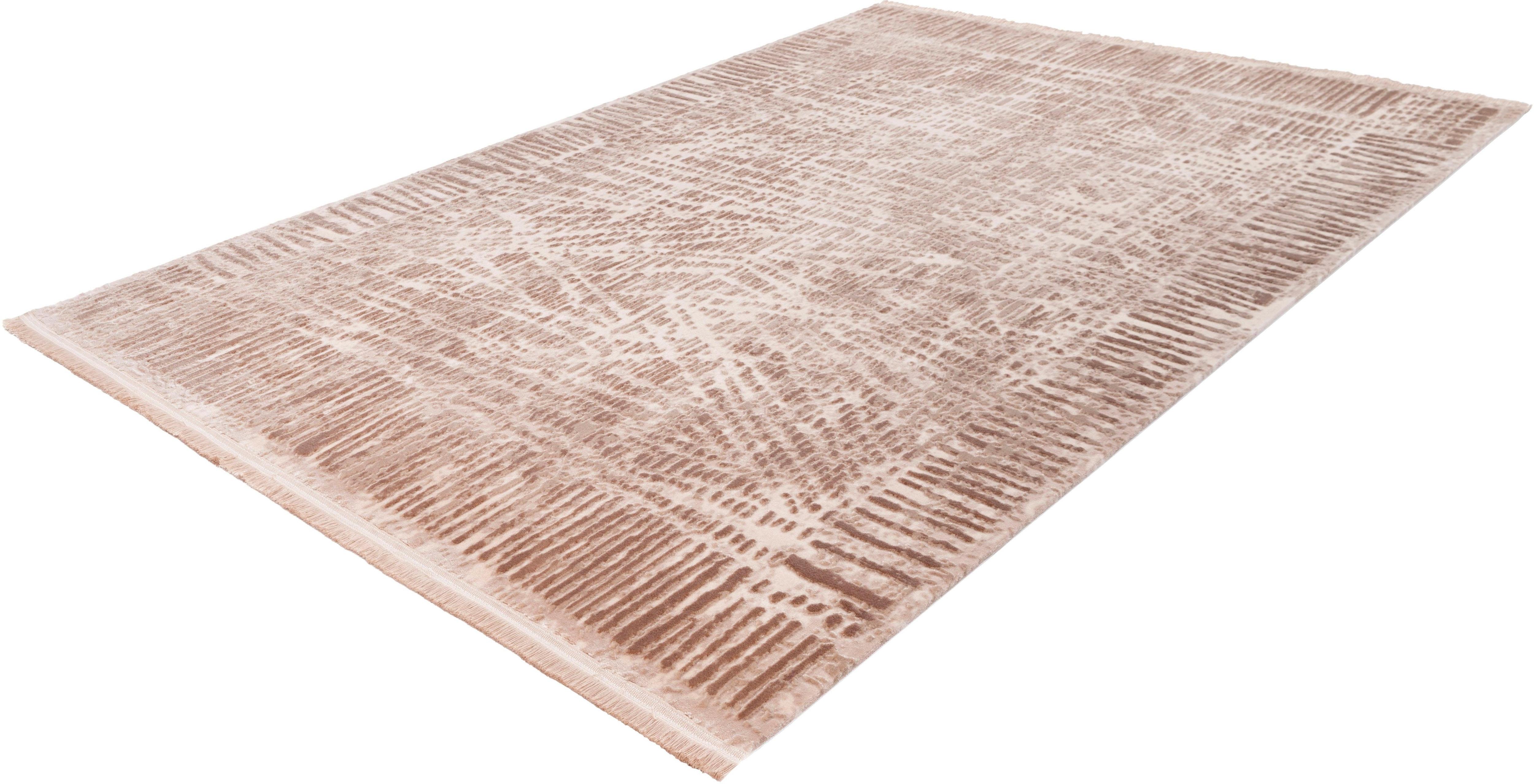 Teppich Arlos 803 calo-deluxe rechteckig Höhe 12 mm maschinell gewebt