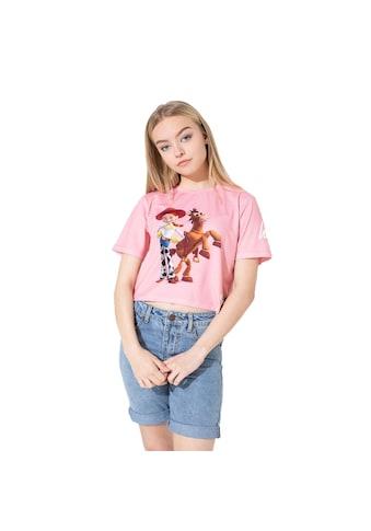 Hype Crop - Top »Toy Story Mädchen Cowgirl Crop T - Shirt« kaufen
