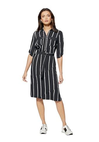 Creation L Kleid aus fließend fallendem Blusenstof kaufen