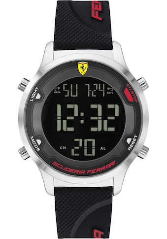 Scuderia Ferrari Digitaluhr »DIGITRACK, 830756« kaufen