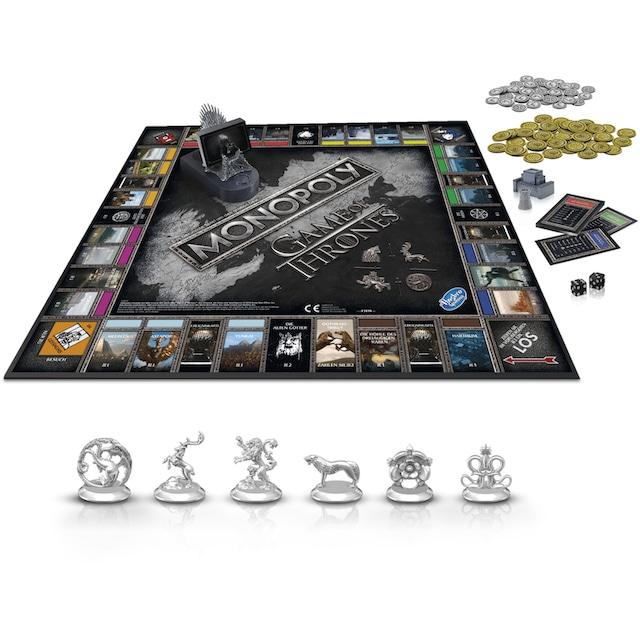 "Hasbro Spiel, ""Monopoly Game of Thrones"""