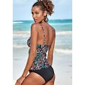 s.Oliver Tankini-Top »Milly«, mit Zierring in Horn-Optik