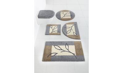 Badgarnitur mit Blätter Design kaufen