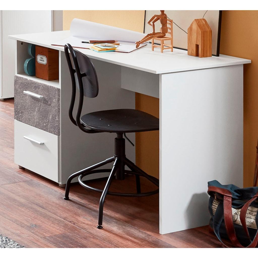 arthur berndt Schreibtisch, mit Melamin-Oberfläche