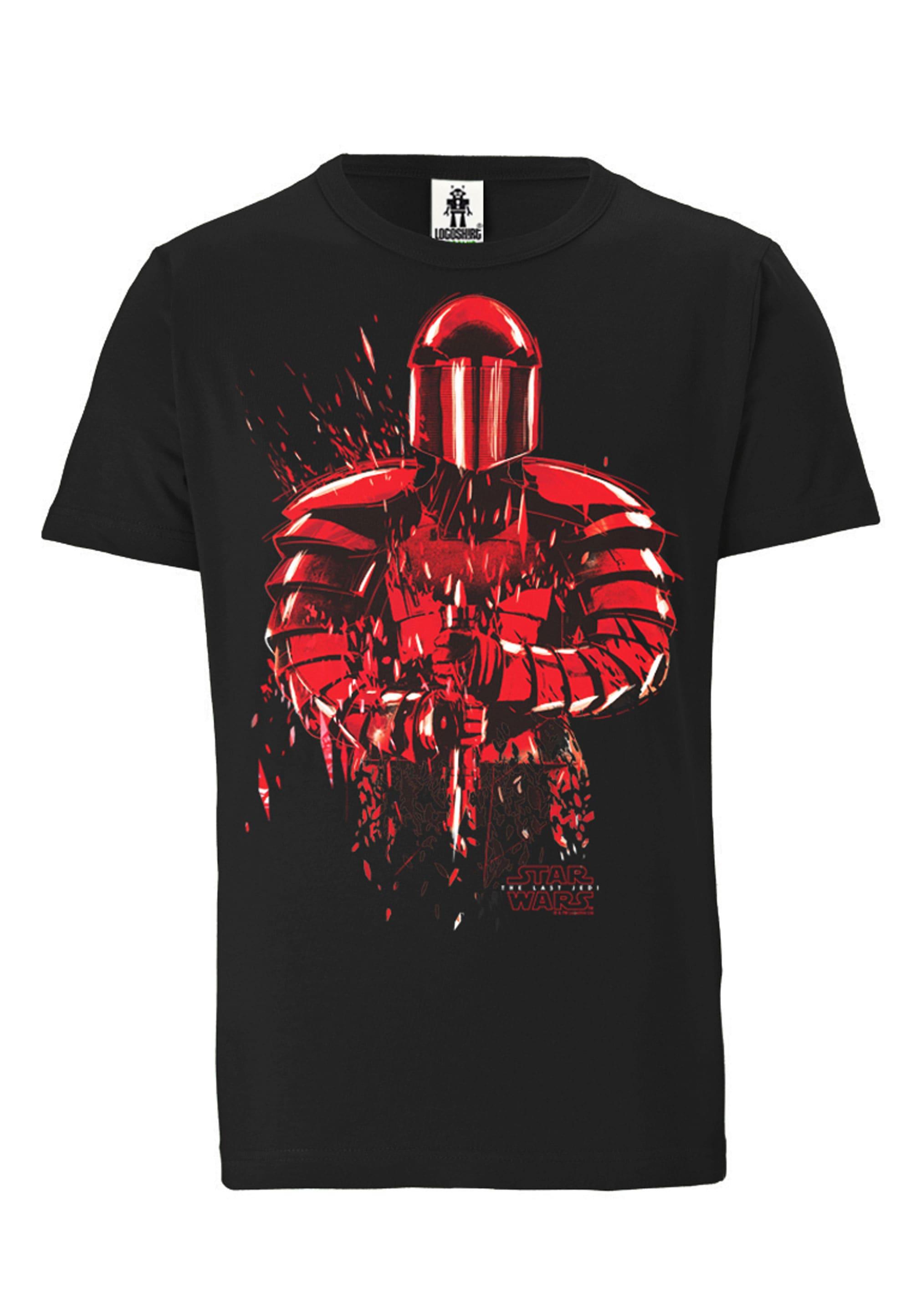 logoshirt -  T-Shirt mit Praetorian Guard-Motiv