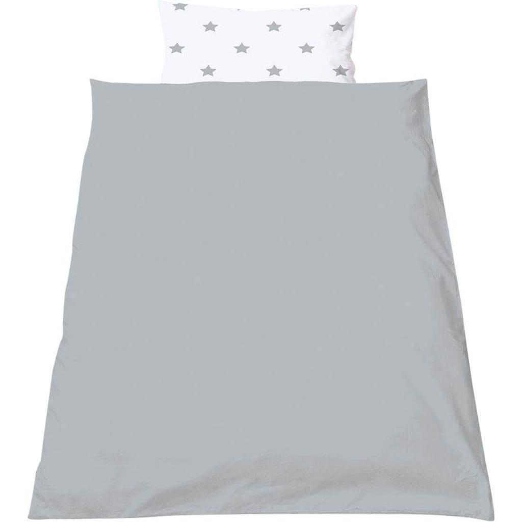 Pinolino® Babybettwäsche »Sternchen«, mit kleinen Sternen