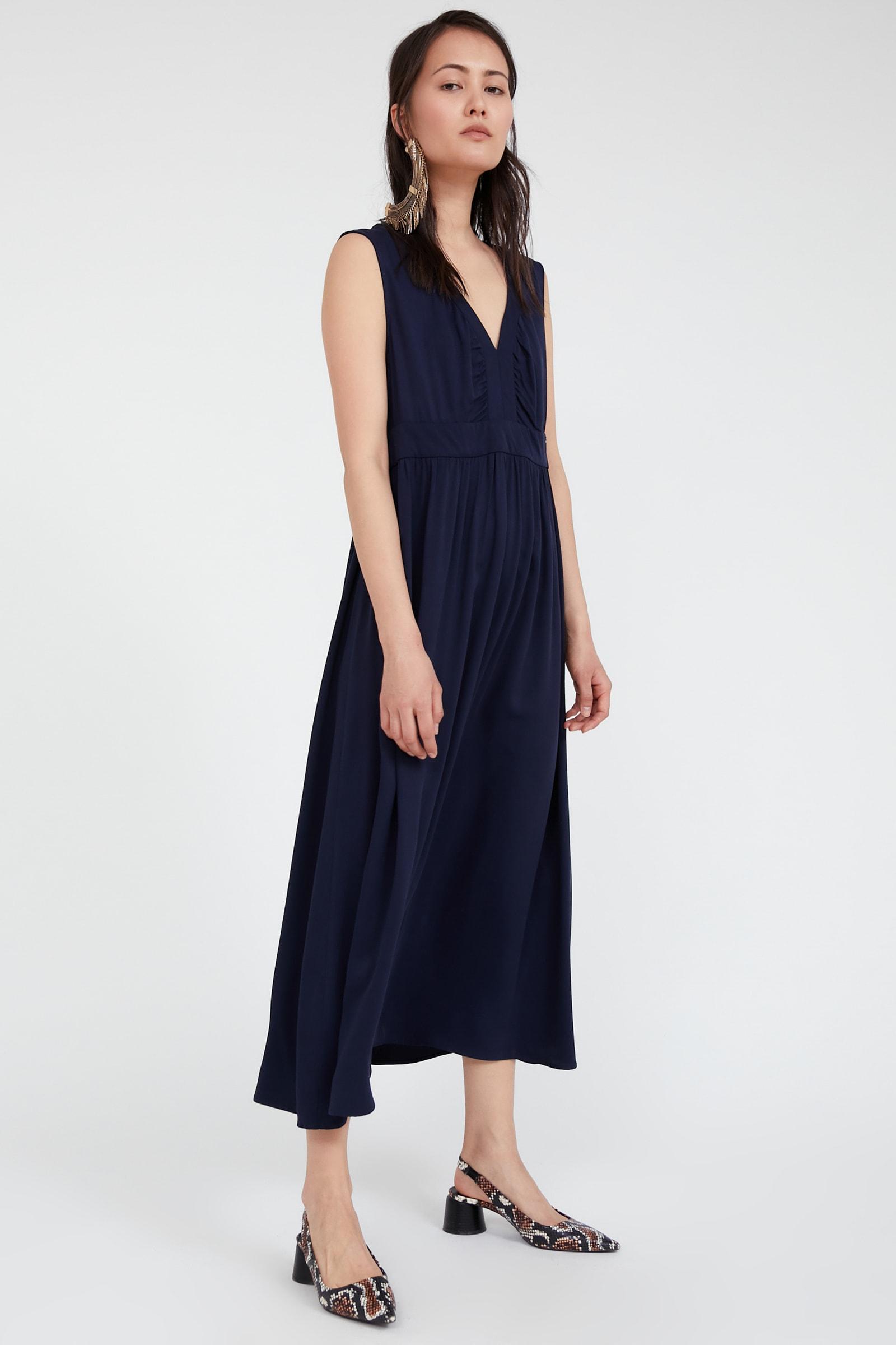 finn flare -  Jerseykleid