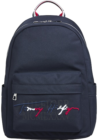 TOMMY HILFIGER Cityrucksack »TH SIGNATURE BACKPACK« kaufen