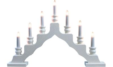 Weigla LED Schwibbogen »Schwede«, 1 tlg., 7-flammig kaufen