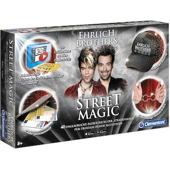 """Clementoni® Zauberkasten """"Ehrlich Brothers: Street Magic"""" kaufen"""