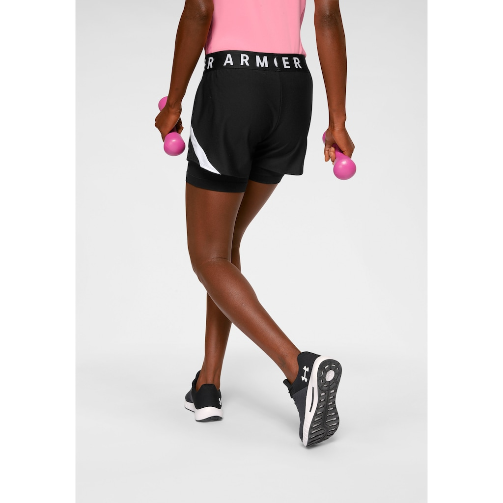 Under Armour® Shorts »PLAY UP 2-IN-1 SHORTS«