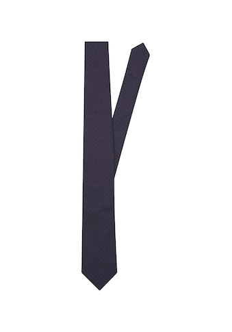 seidensticker Krawatte »Schwarze Rose«, Breit (7cm) Uni kaufen