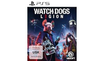 Watch Dogs: Legion PlayStation 5 kaufen