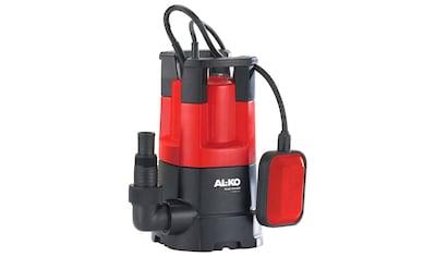 AL - KO Klarwasser - Tauchpumpe »SUB 6500 Classic«, 6.500 l/h max. Fördermenge kaufen