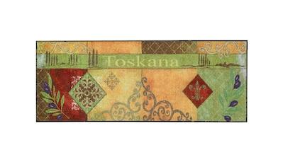 Fußmatte TOSKANAORNAMENTS Toskana, waschbar kaufen