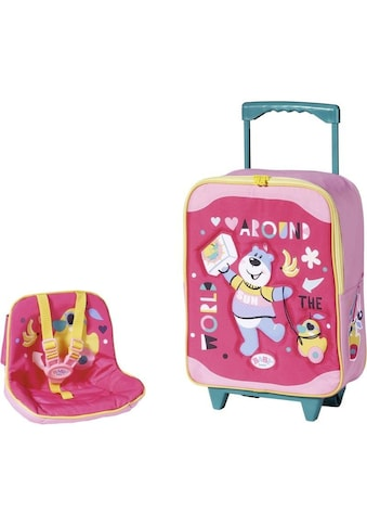 Baby Born Puppen Koffer »Holiday Trolley mit Puppensitz« kaufen