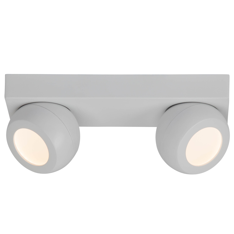 AEG Balleo LED Spotrohr 2flg weiß easyDim