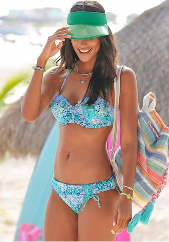 Buffalo Bikini-Hose »Shari«, mit Umschlagbund kaufen