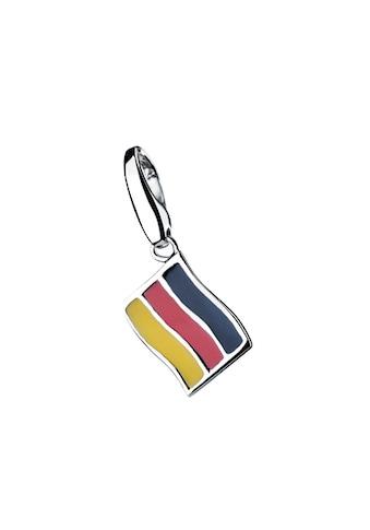 GIORGIO MARTELLO MILANO Charm-Einhänger »Flagge Deutschland« kaufen