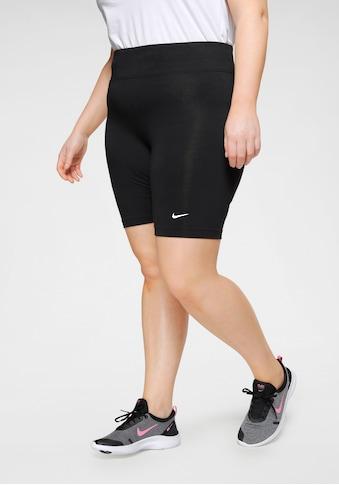 Nike Sportswear Radlerhose »LEGASEE BIKE SHORT PLUS SIZE« kaufen