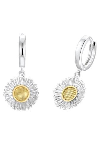 Amor Paar Creolen »Blume, 2031814« kaufen