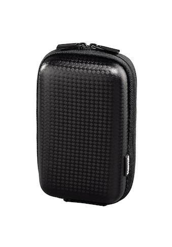 Hama Kameratasche Hardcase Kamera Digitalkamera Tasche Carbon »Innenmaße 6,5 x 3,5 x 12 cm« kaufen