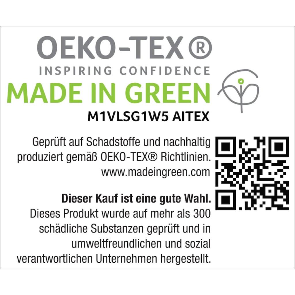 Guido Maria Kretschmer Home&Living Wendebettwäsche »Nature«, mit modernen Karo