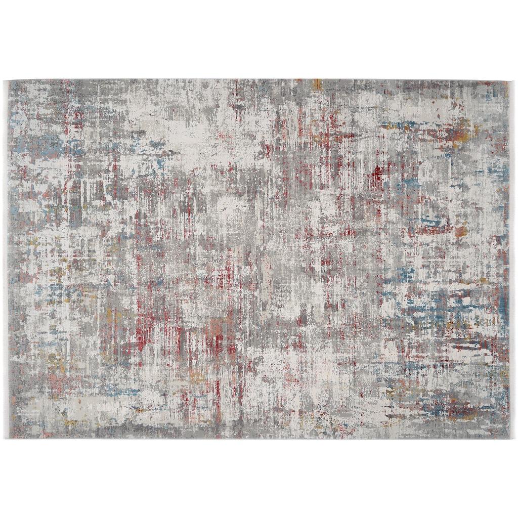 machalke® Teppich »vintage«, rechteckig, 8 mm Höhe, Design Teppich, Wohnzimmer