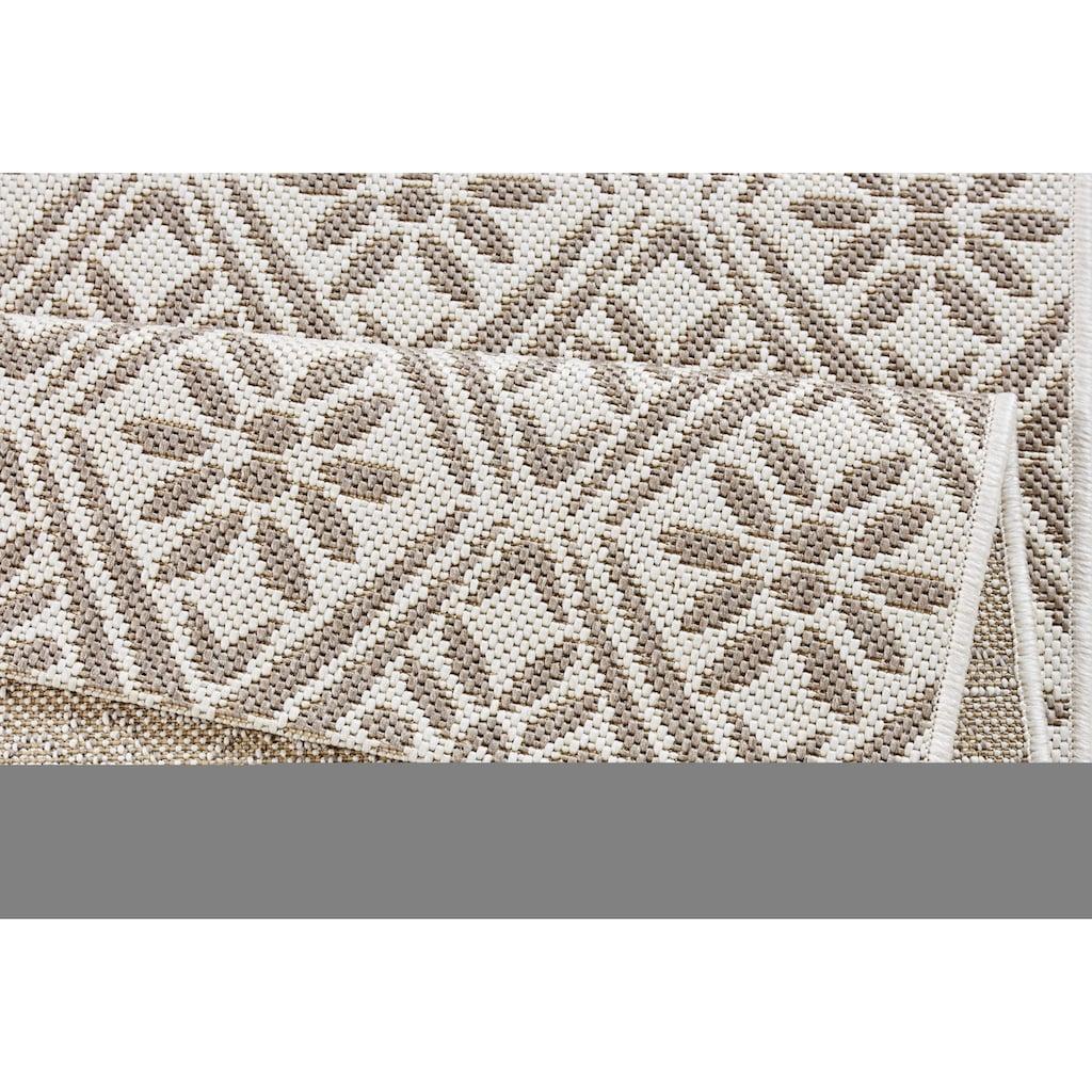 Zala Living Läufer »Creation«, rechteckig, 8 mm Höhe, Flachgewebe