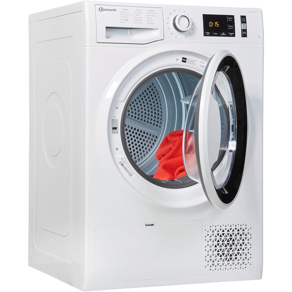 BAUKNECHT Wärmepumpentrockner »T Pure M11 72WK DE«