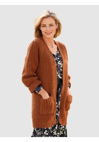 Dress In Strickjacke, in offener Form kaufen