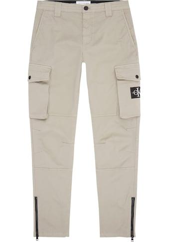 Calvin Klein Jeans Cargohose »SKINNY WASHED CARGO PANT« kaufen